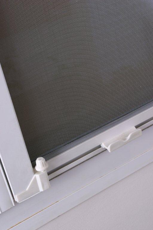 PERFECTA moskitiera ZWIJANA uchwyt dół MOSKITIERY (siatki przeciw owadom)